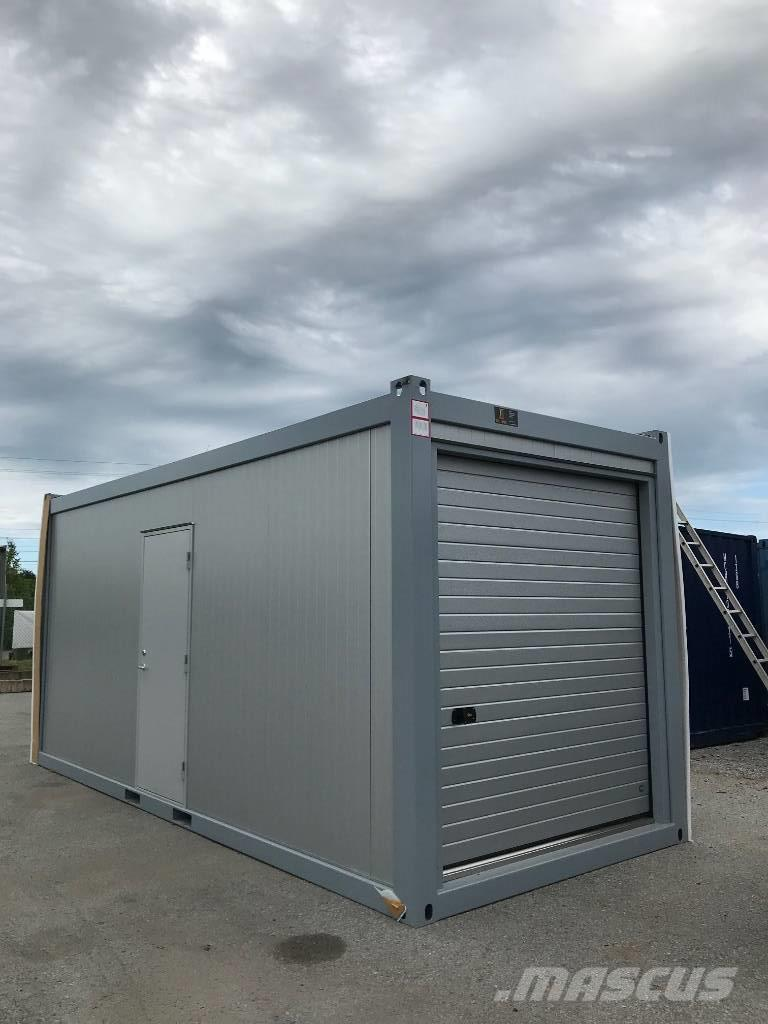 [Other] Containergarage förråd 20 fot