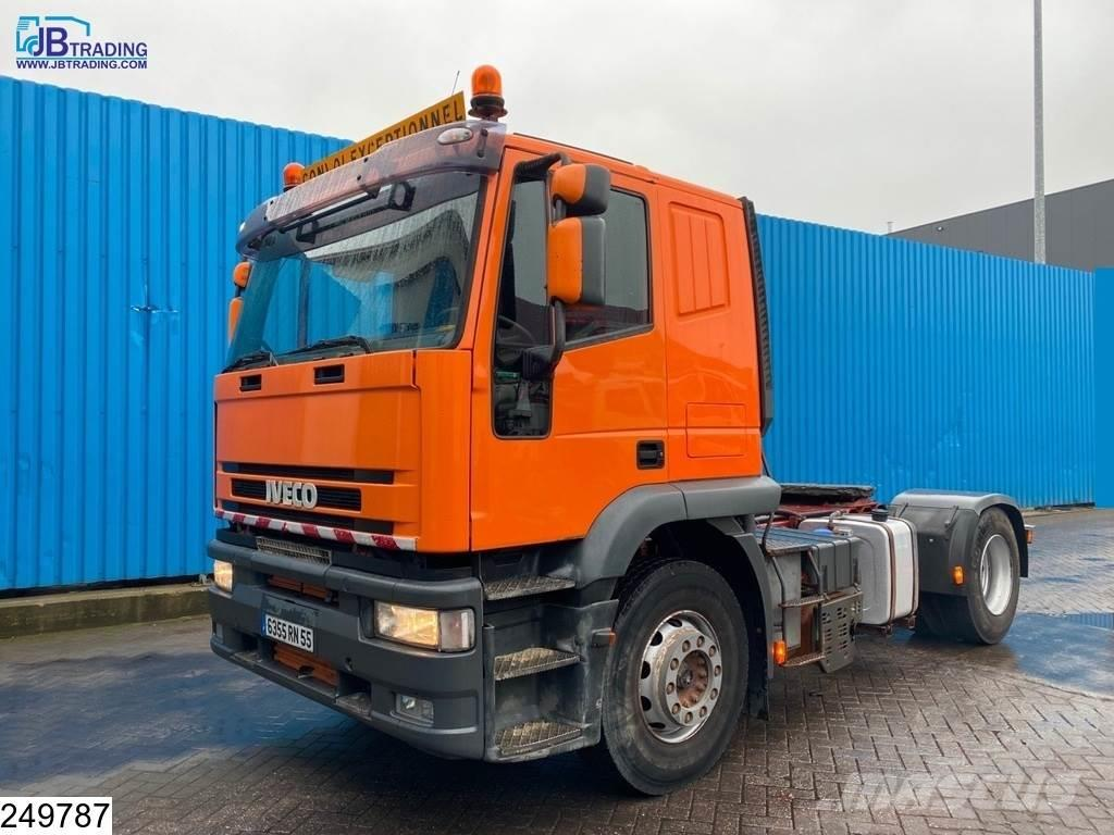 Iveco Eurotrakker 400 AT , Manual, Retarder, Hydraulic