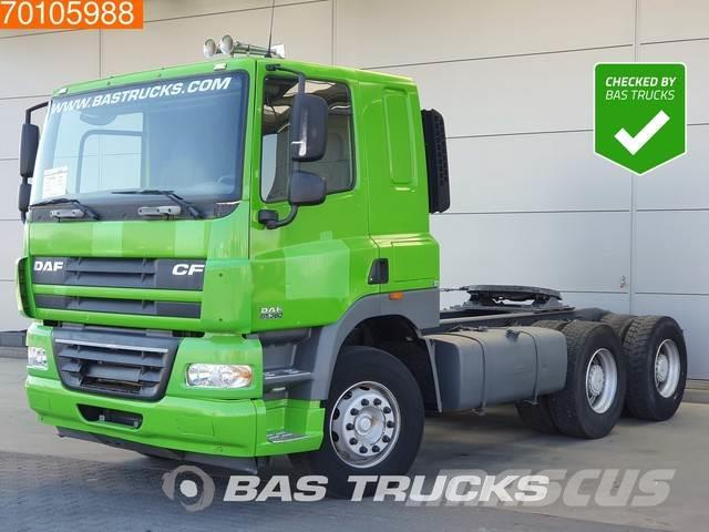 DAF CF85.360 6X4 Big-Axle Steelsuspension Euro 3