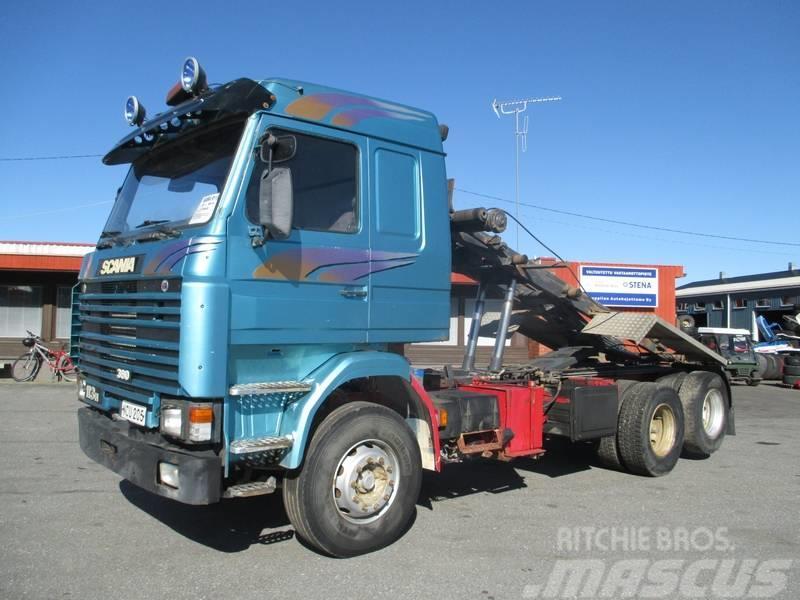 Scania R-113 6X2 4200