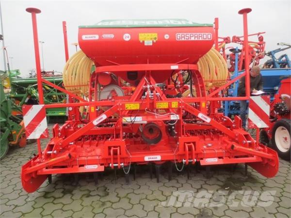 Maschio DC CLASSIC 3000SCM/ALIANTE Plus, 2015, Combination drills