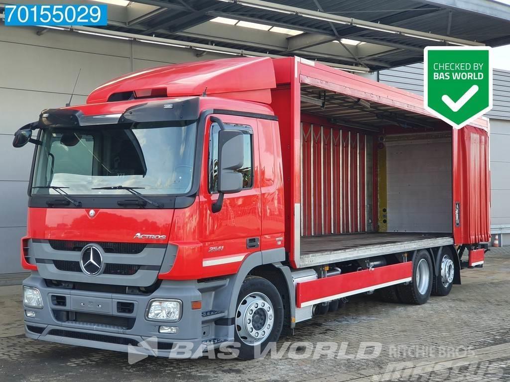 Mercedes-Benz Actros 2541 6X2 Lenkachse Ladebordwand Euro 5