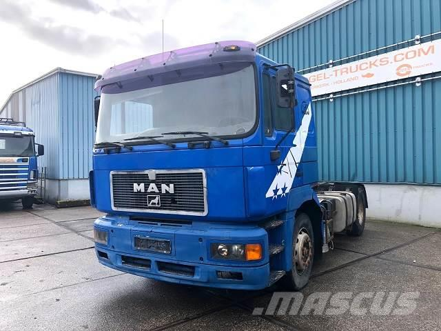 MAN 19.403FLT COMMANDER (EURO 2 / ZF16 MANUAL GEARBOX