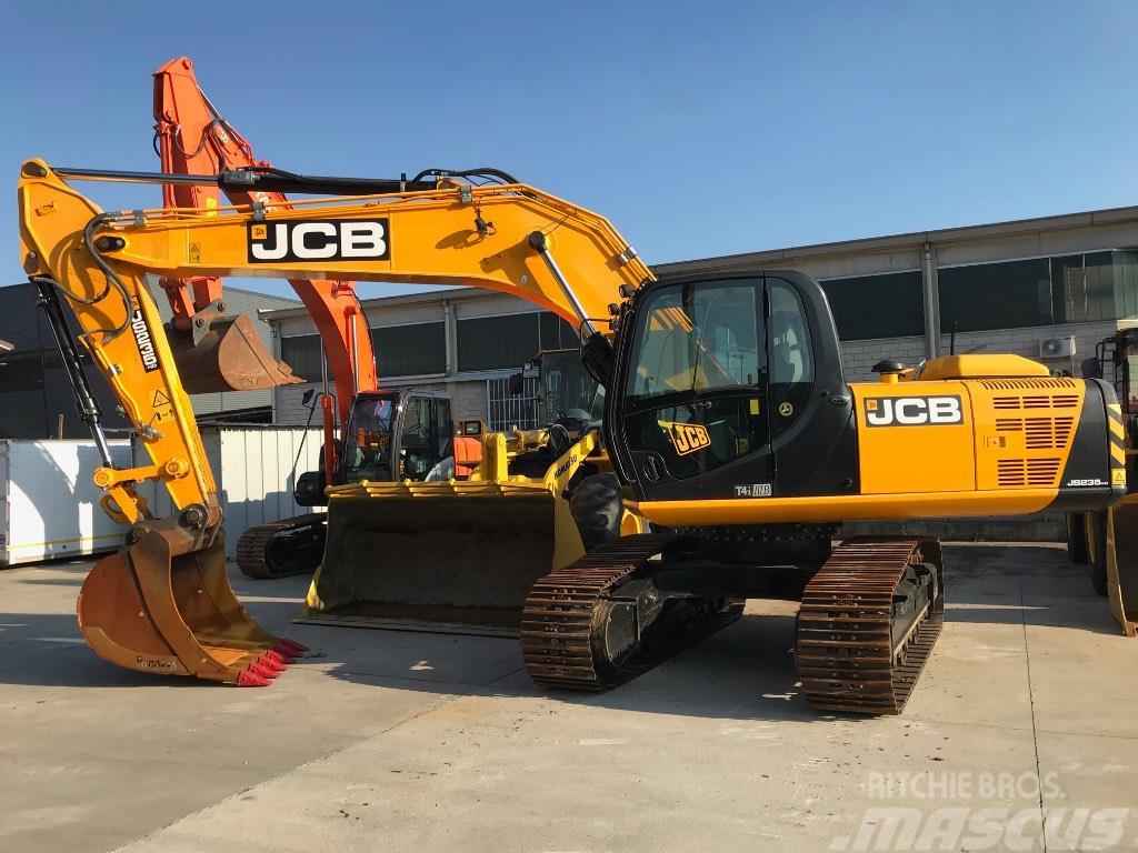 JCB JS235HD