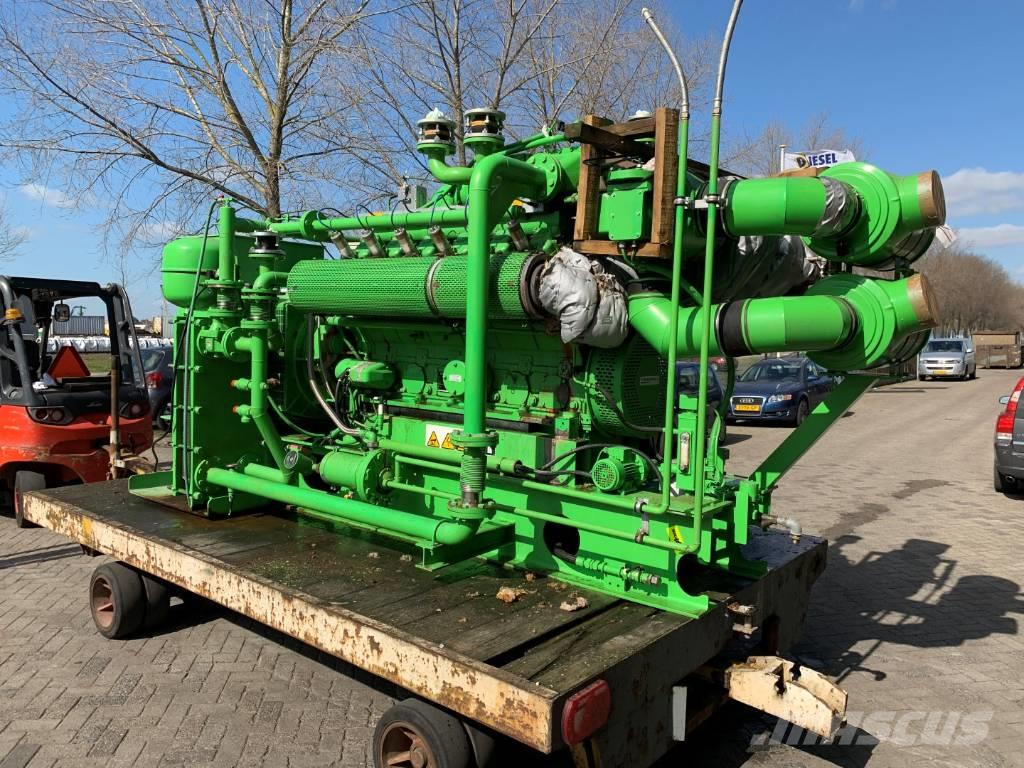 [Other] Jenbacher J312 - Gas generator set - 601kVA - DPH
