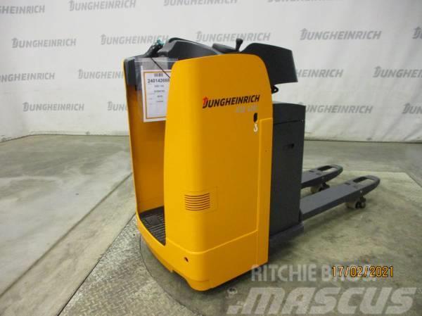 Jungheinrich ESE 120 *Tehdaskunnostettu*