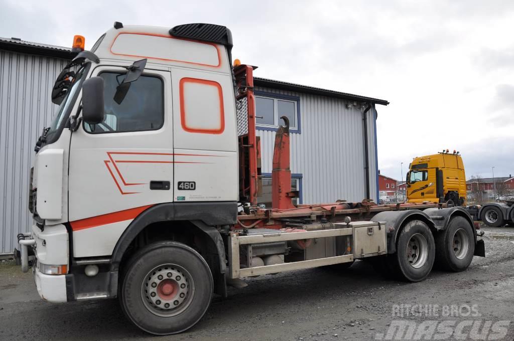 Volvo FH12 6X4 460 Lastväxlare