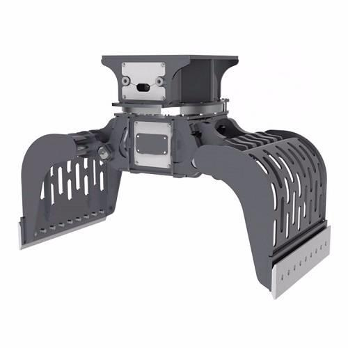 Hammer GR290 +S Hydraulic Demolition Sorting grapple 5in1