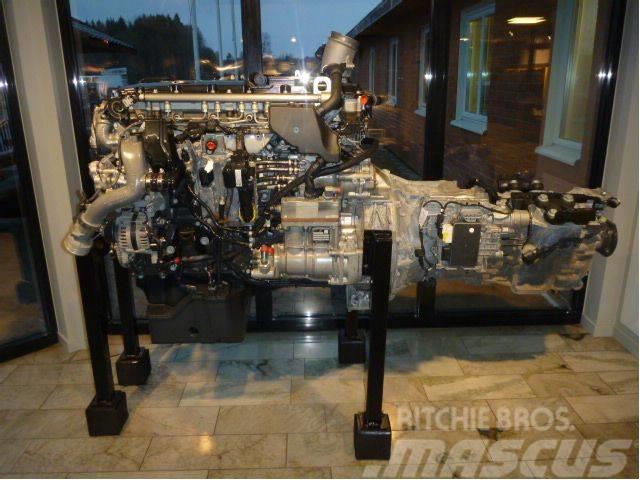 Mercedes-Benz Econic Engine