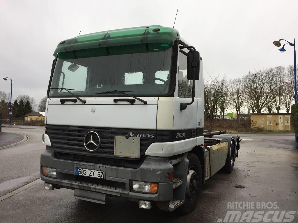 Mercedes-Benz Actros 2631