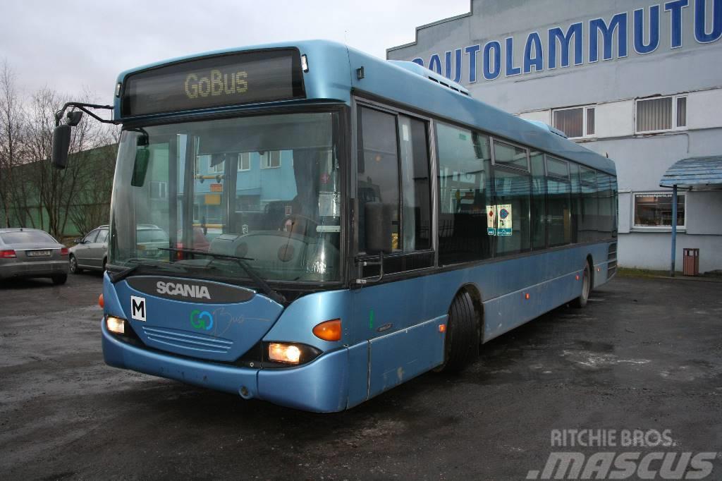Scania CL 94 Omnilink