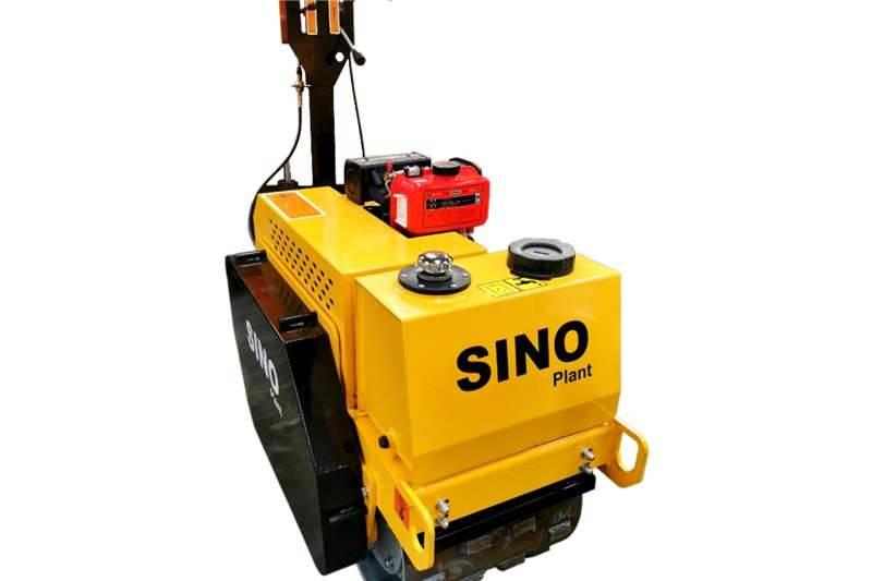 Sino Plant 350kg Trench Roller with Pad Foot