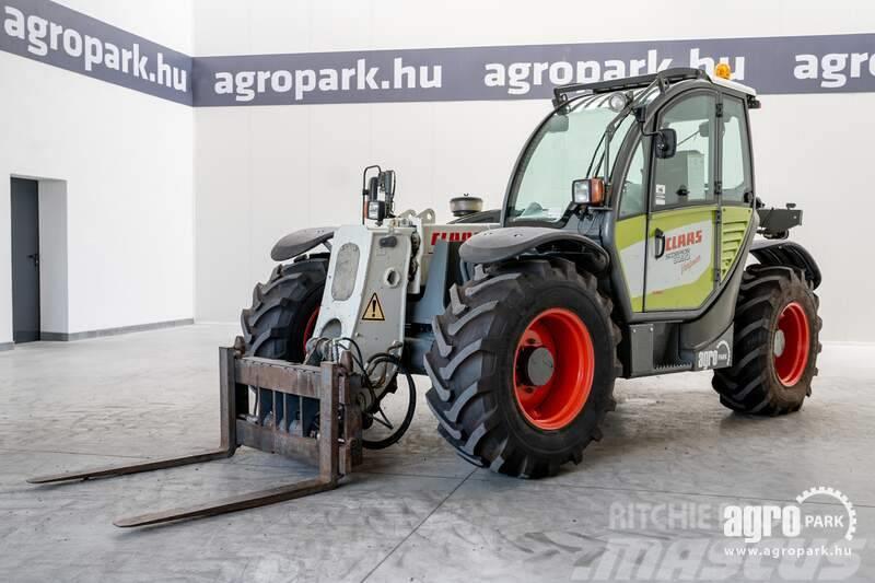 CLAAS Scorpion 6030 Varipower (4988 hours) 6,25 m liftin