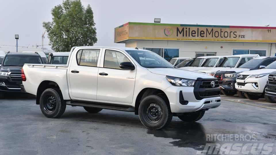 Toyota Hilux GL 2.4L Diesel Manual 2021
