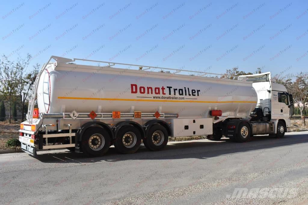 [Other] DONAT  Trailer Tanker Semi Trailer
