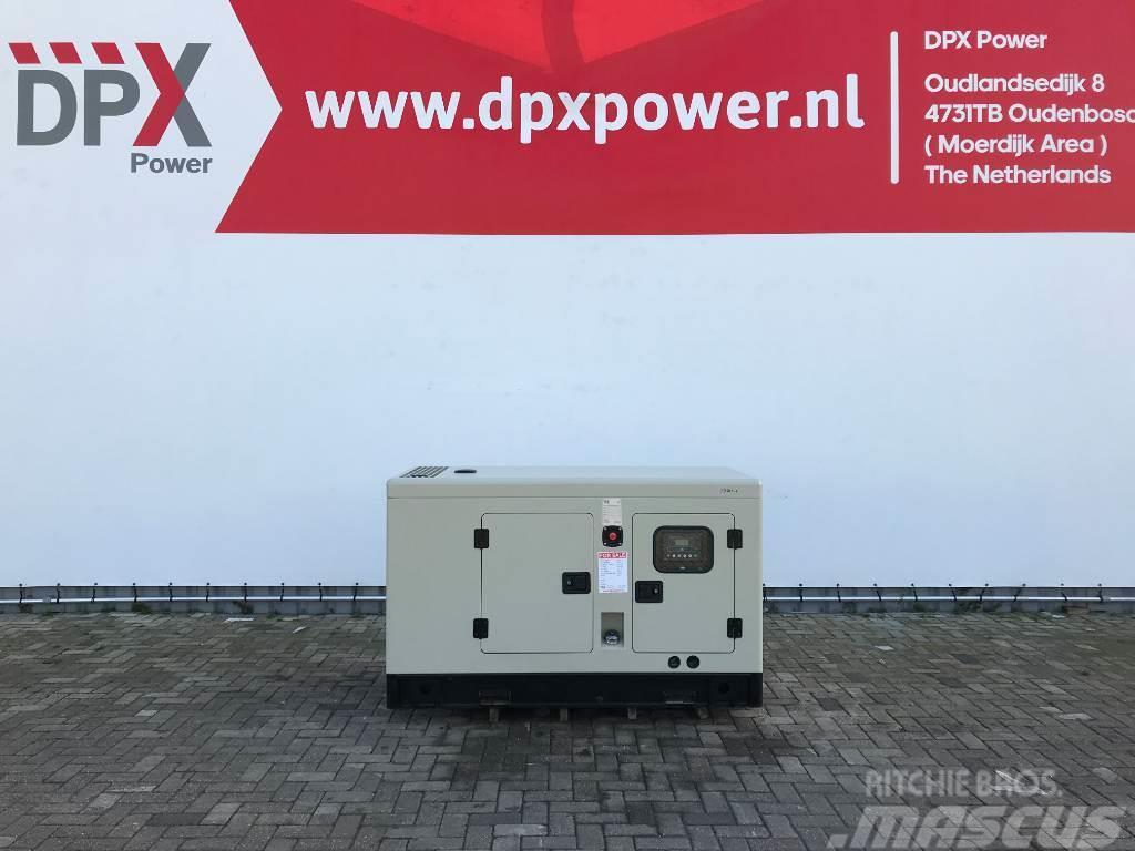 Ricardo K4100D - 20 kVA Generator - DPX-19701
