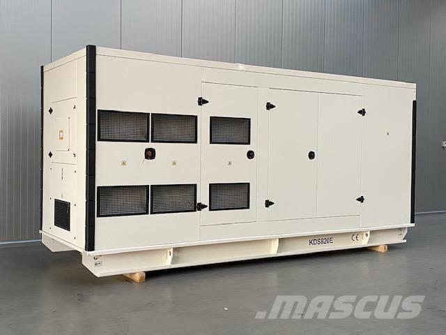 Doosan DP 222 LC | 825 KVA | NEW