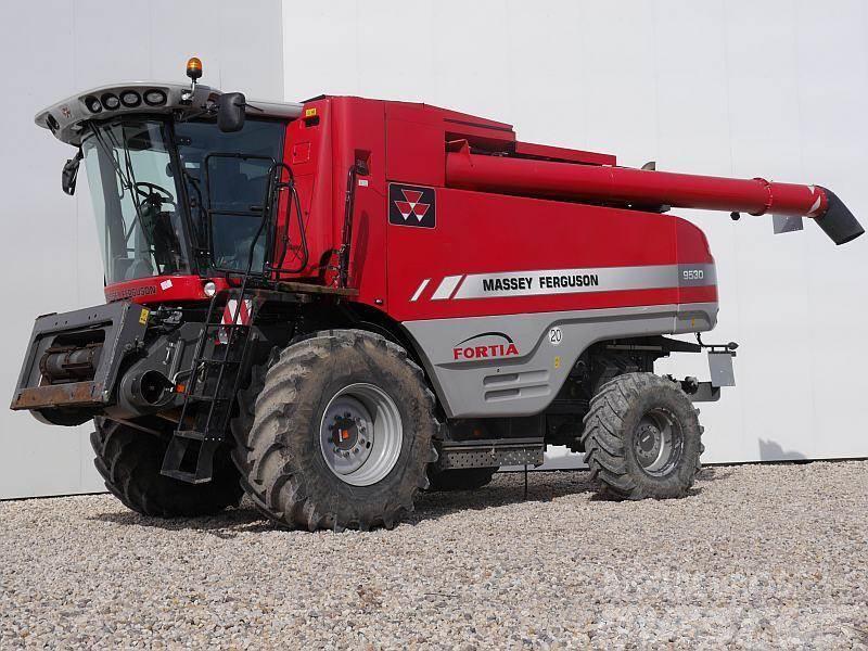 Massey Ferguson MF 9530 Fortia