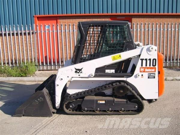 Bobcat T110 For Sale Price Us 30 598 Year 2009 Used