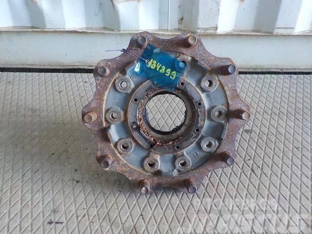 Mercedes-Benz Actros MPII Wheel hub front 9423341501 9423340201