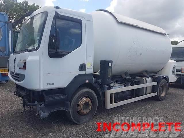 Renault MIDLUM 220 GAS / LPG