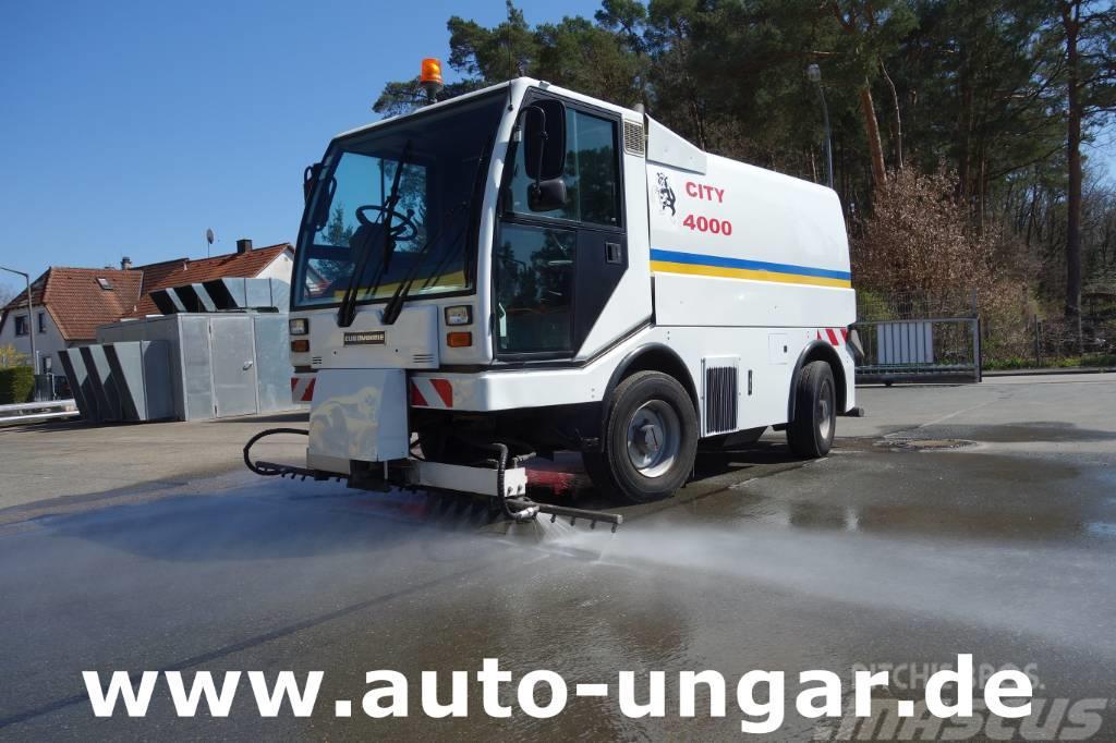 Bucher CC 5000 CityLav 4000 HD Reiniger Schwemmfahrzeug