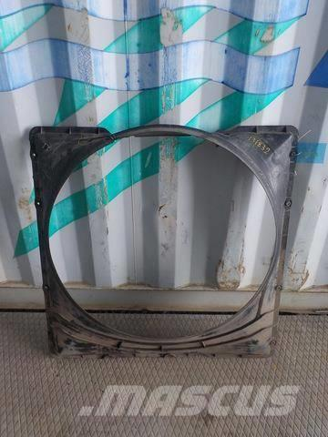 Volvo FH Radiator wind tunnel 3979728 3183668 20502964