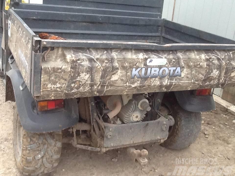 Kubota X900