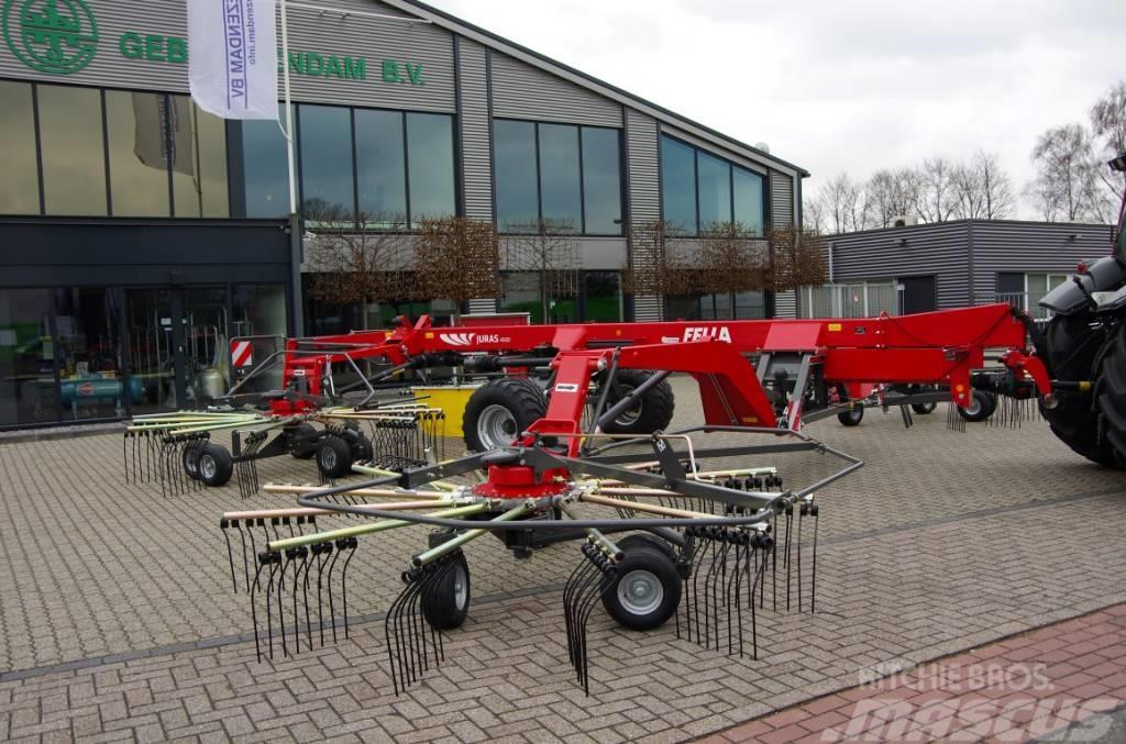 Fella Juras 4000 4 rotor Hark Nieuw