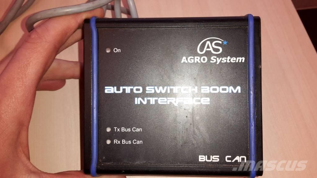 [Other] AG Agro System Auto Switch Boom Interface