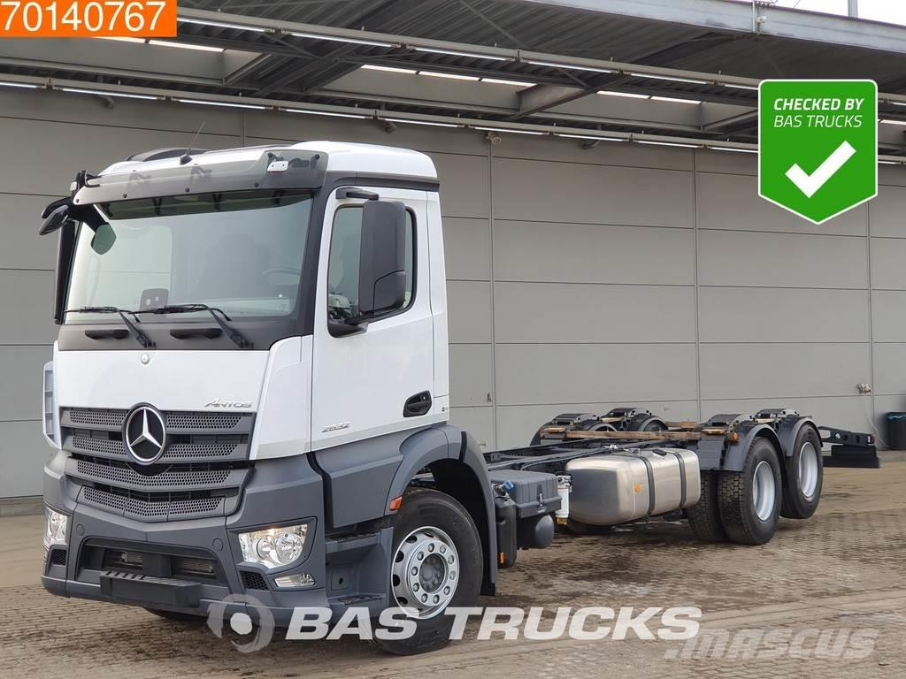 Mercedes-Benz Antos 2632 L 6X2 New! 9,20m Chassis Liftachse Euro