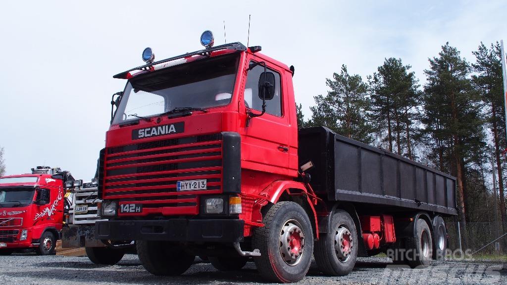 Scania R 142 HL- 8x2