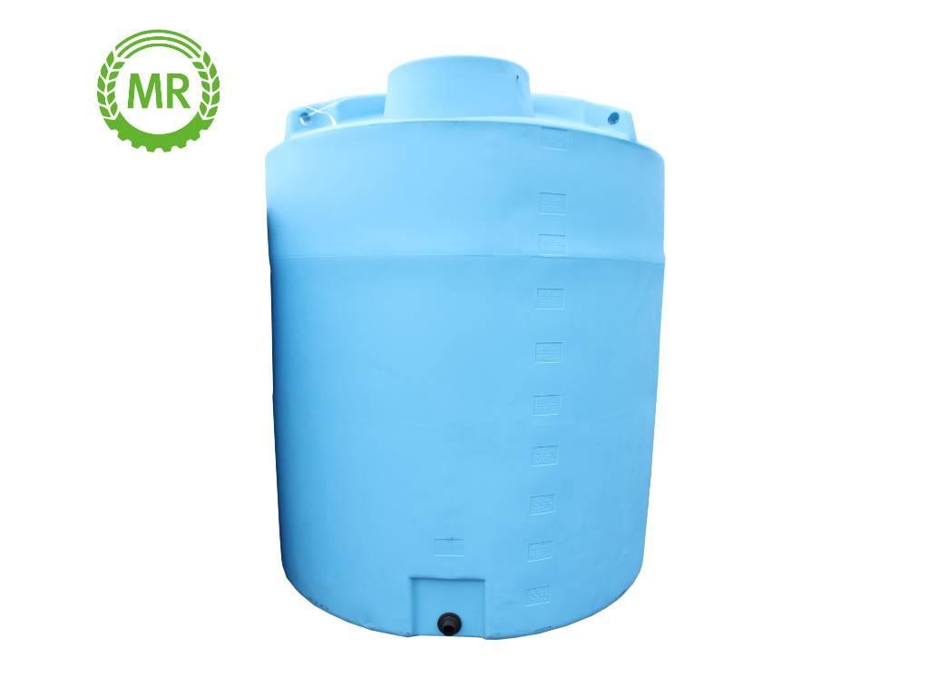 Duraplas Wasser- und Lagertank 10.000 Liter