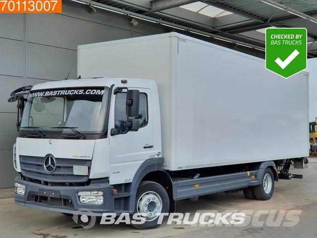 Mercedes-Benz Atego 1218 L 4X2 Perfect-Condition! Ladebordwand E