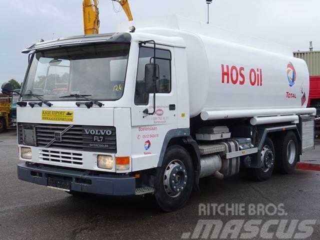 Volvo FL7 280HP Fuel Tank Truck 22.200L 6x2 Perfect Cond