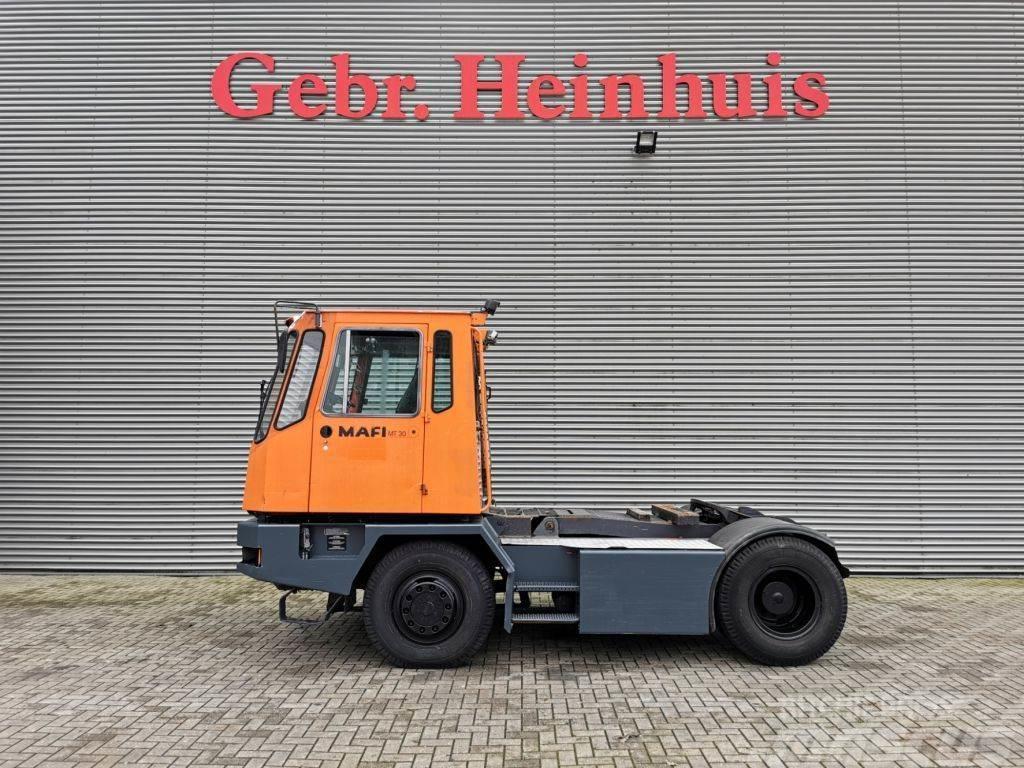 Mafi MT30R V 4x4 DL Terminal Tractor!