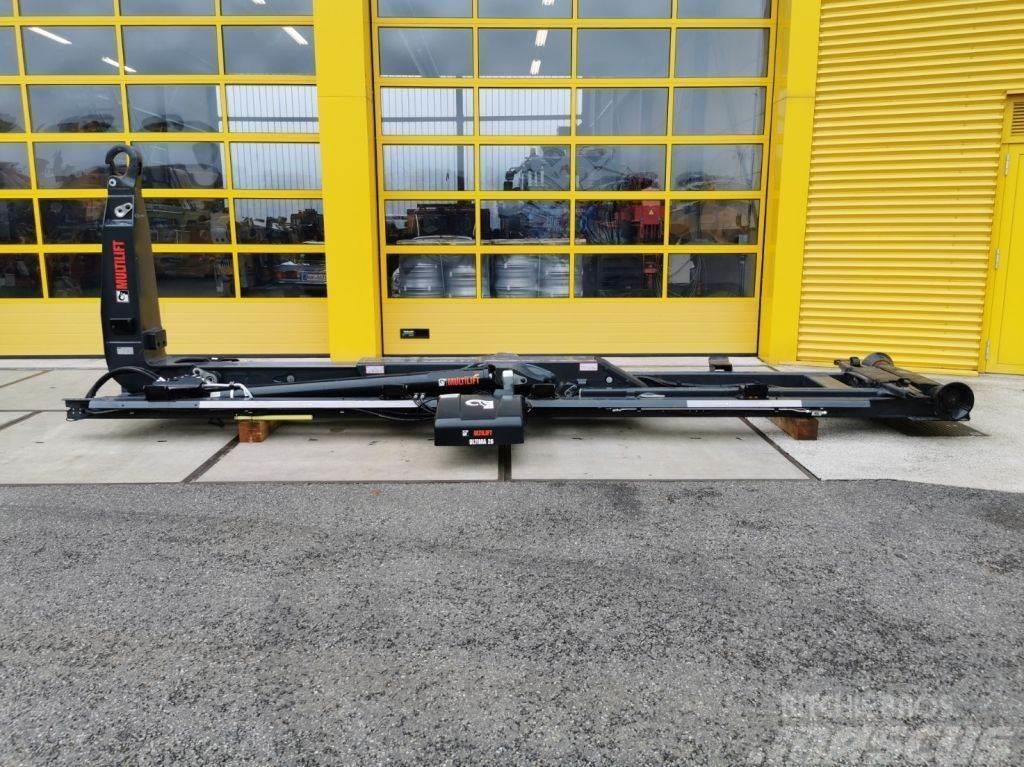 Multilift Hiab ULT 26Z61-P-ICF 26 Tons Hooklift!