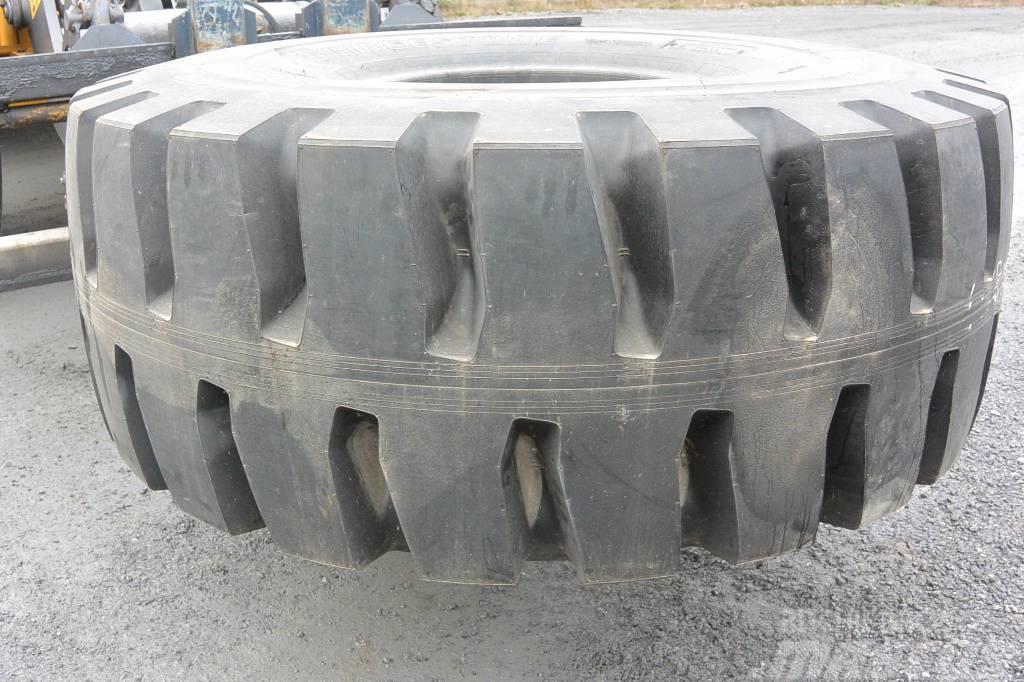 Michelin nytt Bridgestone 26,5R25 L5 25000:-+m