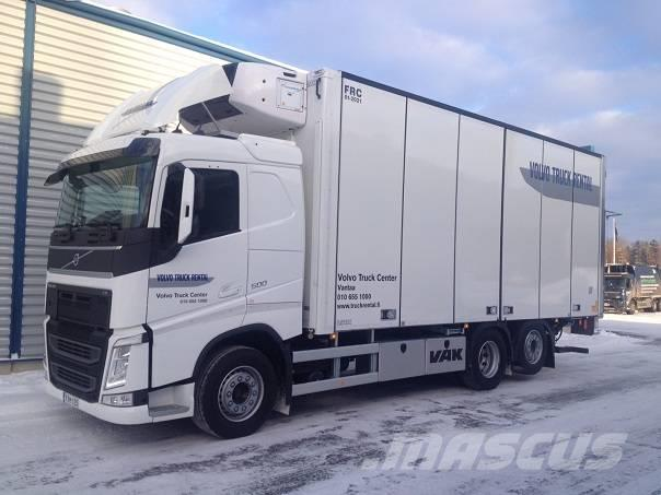 Volvo FH 6x2 FRC-umpikori 7,7 m, TL-nostin