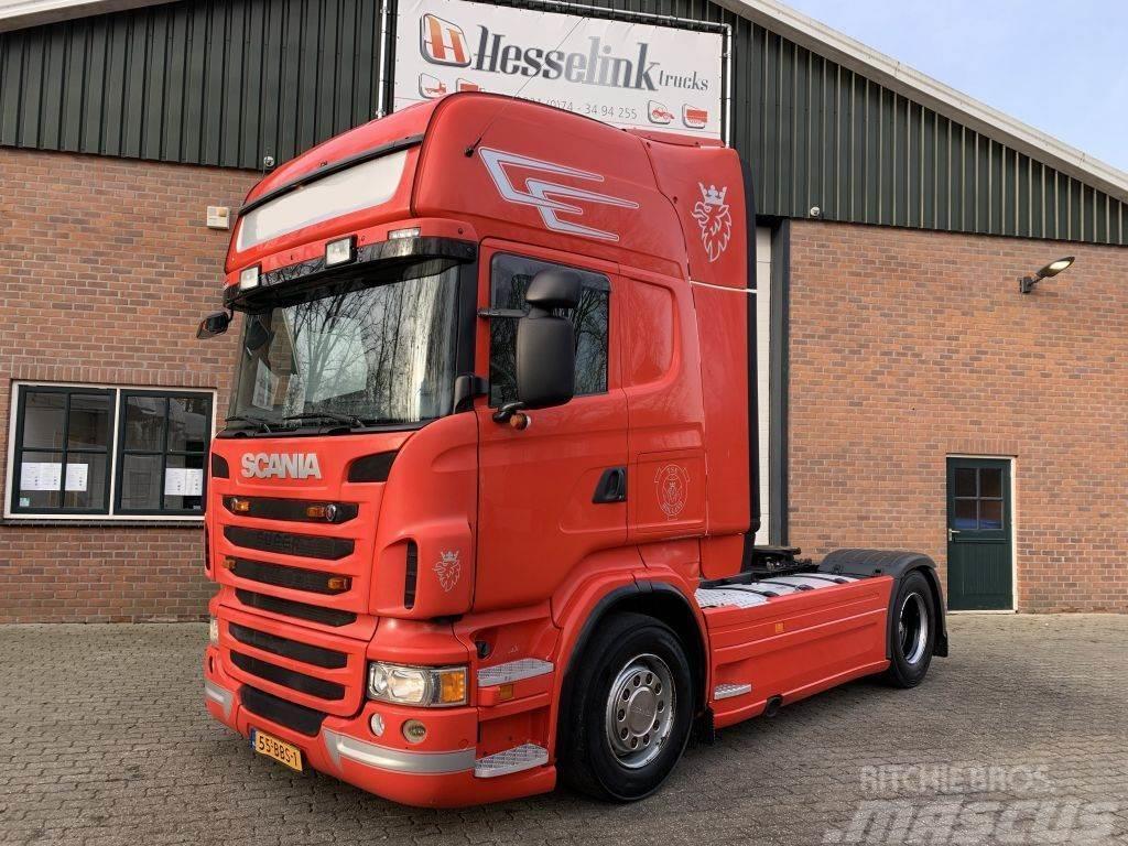 Scania R480 R480 LA4X2MNA Topline Retarder AD-Blue only S
