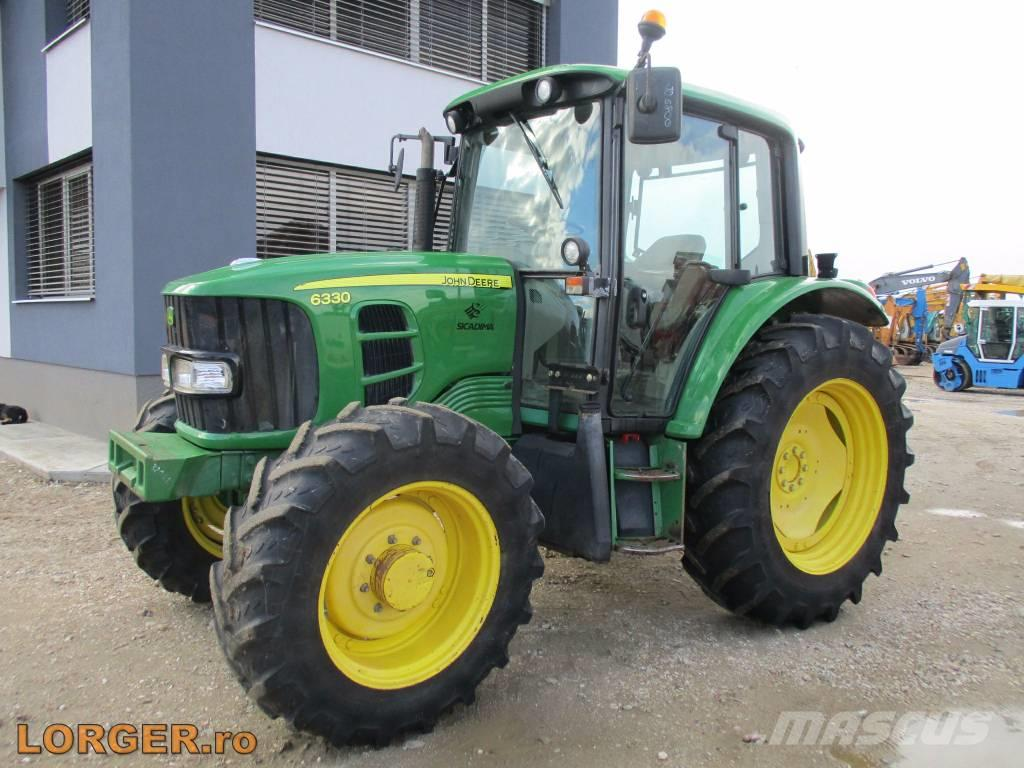 John Deere John Deere : Used john deere premium tractors year price