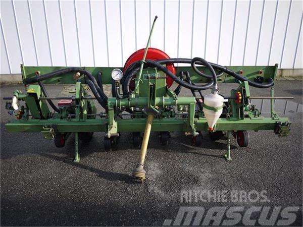 Nodet pneumatische zaaimachine met 6 rijen Duijndam Mach