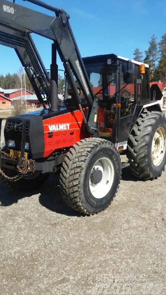 Valmet 805