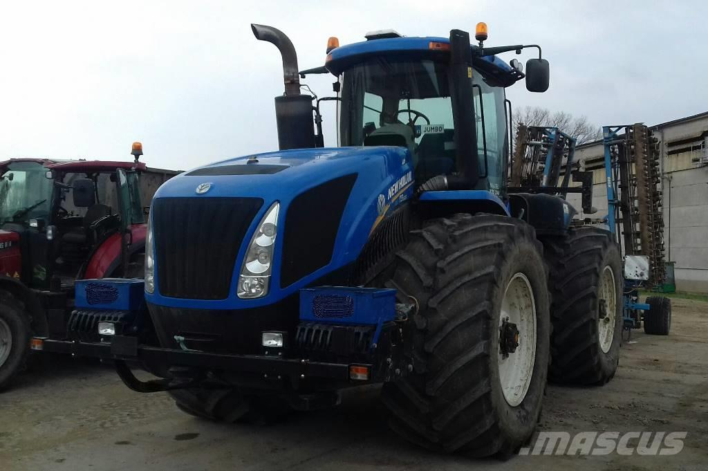 New Holland T 9.505