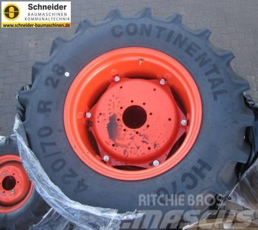 [Other] Continental/ Mitas 420/70R28 H HC70 Reifen AS-Prof