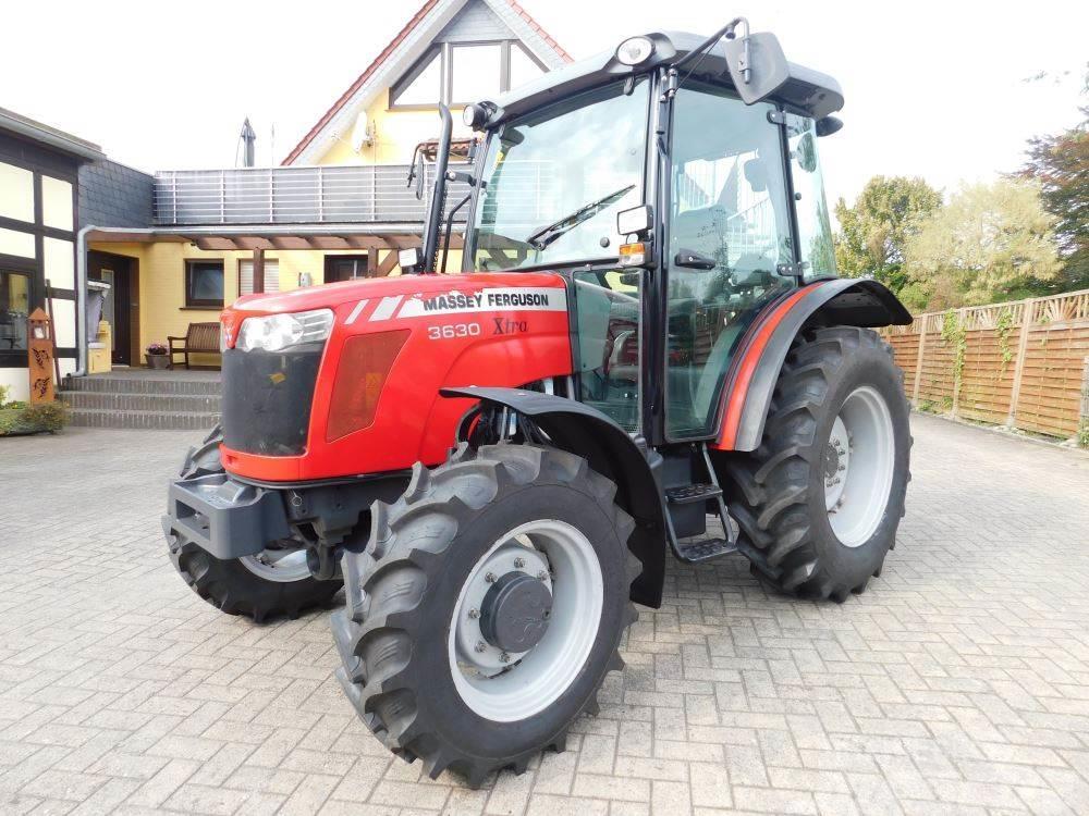 Massey Ferguson 3630 Xtra Allrad Traktor **TOP**