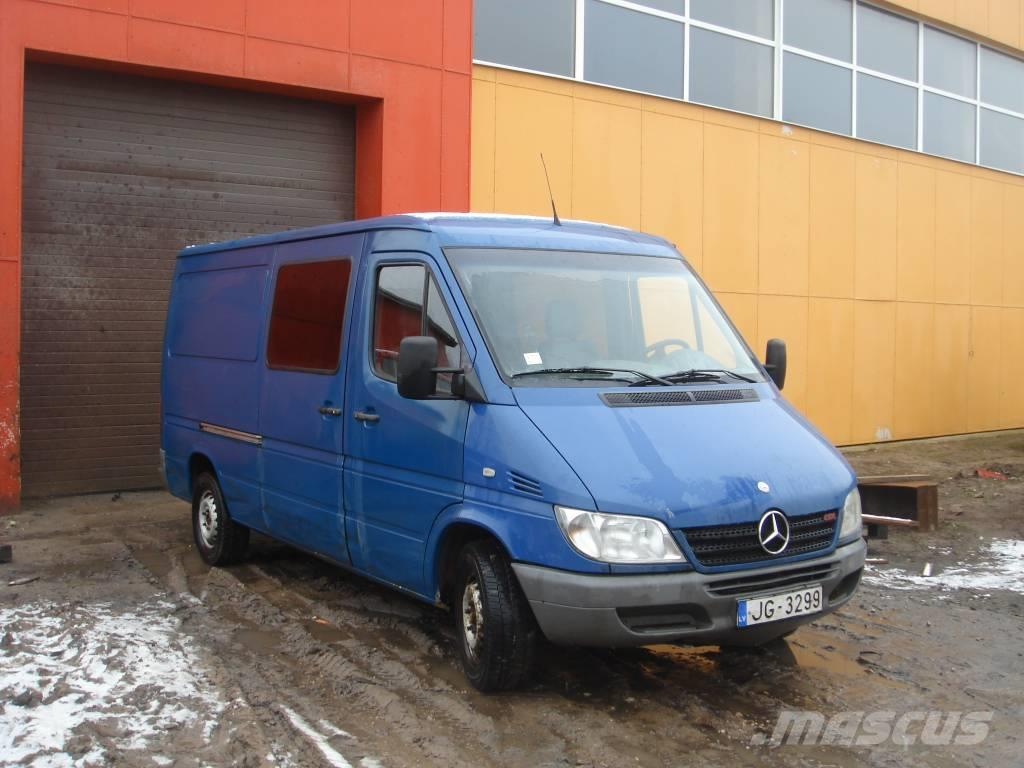 mercedes benz sprinter 311 preis baujahr 2005. Black Bedroom Furniture Sets. Home Design Ideas