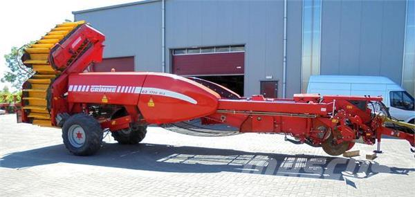 Grimme GZ 1700 ROOIER