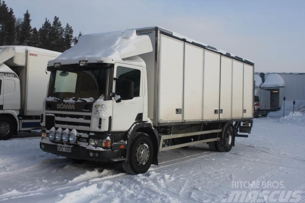 Scania P94 DB 4 x 2 NA280