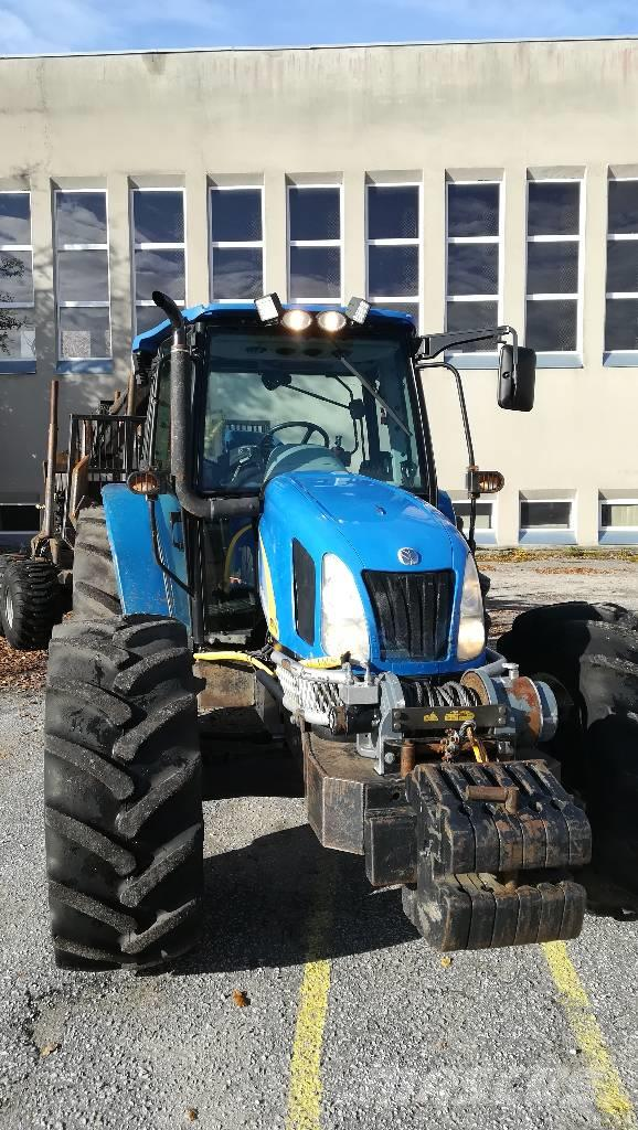 [Other] New Holland/Palms 122 T5050 4WD